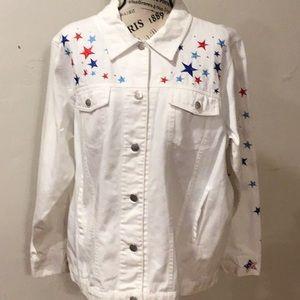 Quaker Factory Denim Jacket